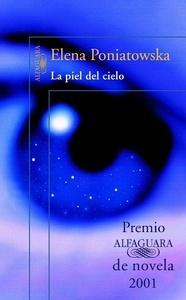La piel del cielo (Premio Alfaguara de