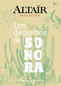 Los desiertos de Sonora