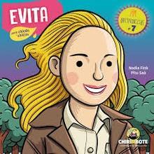 Evita para niñas y niños