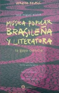 Música popular brasileña y literatura