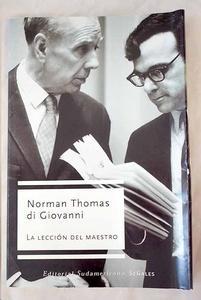 La lección del maestro (Borges)