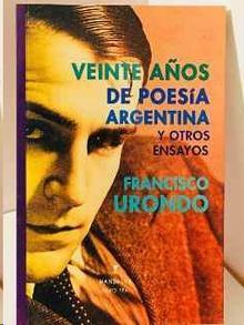 20 años de poesía argentina y otros ensayos
