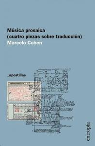 Música Prosaica