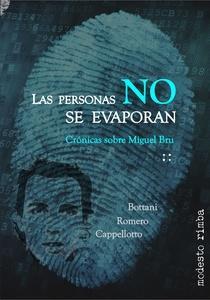 Las personas no se evaporan