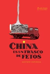 China es un frasco de fetos