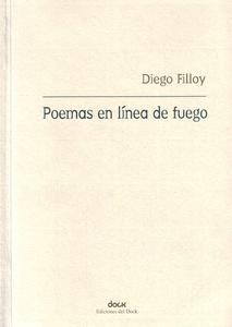 Poemas en línea de fuego