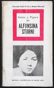 Genio y figura de Alfonsina Storni