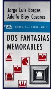 Dos fantasías memorables