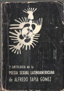 1º antología de la poesía sexual