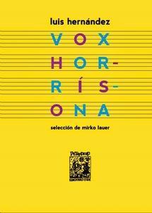 Vox horrísona