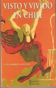 Visto y vivido en Chile