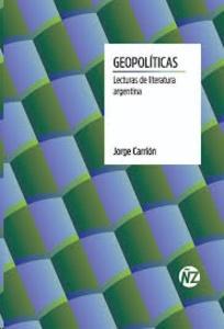 Geopolíticas. Lecturas de literatura
