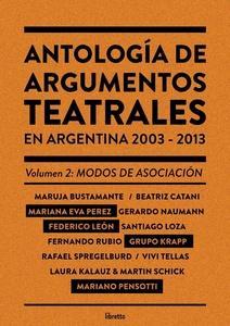 Antología de argumentos teatrales 2