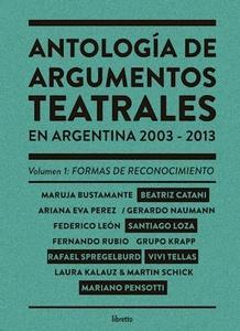 Antología de argumentos teatrales 1