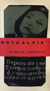 Calcetín Lispector