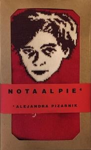Calcetín Pizarnik