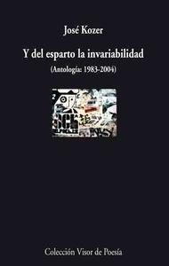 Y del esparto la invariabilidad