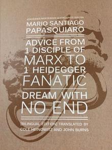Consejos de un discipulo de Marx a un