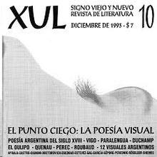 XUL: El punto ciego; la poesía visual
