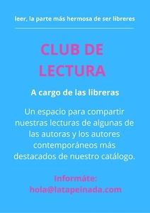 Club de lectura – Verano