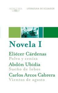 Novela 1. Literatura de Ecuador