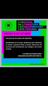 Taller Báez Festival LATAM