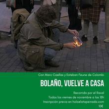 Recorrido Bolaño