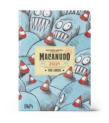 Agenda 2021 Macanudo encuadernada