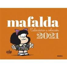 Calendario 2021 Mafalda de colección