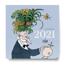 Calendario 2021 Quino Pared