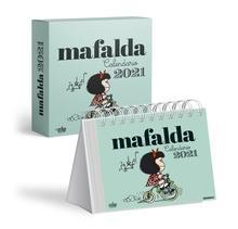 Calendario 2021 Mafalda  Caja – Verde