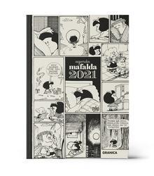 Agenda 2021 Mafalda encuadernada