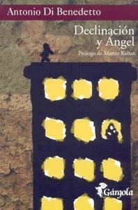 Declinación y ángel