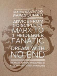 Consejos de un discípulo de Marx a un fanático de Heidegger
