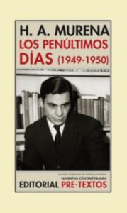 Los penúltimos días (1949-1950)