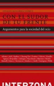 CON EL SUDOR DE TU FRENTE