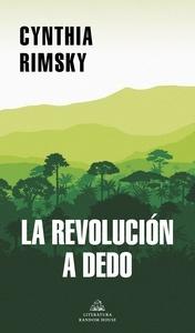 La revolución a dedo (Mapa de las lenguas)